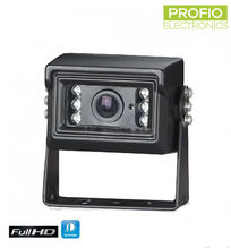 FULL HD kamera na couvání s IR nočním viděním až do 10 m