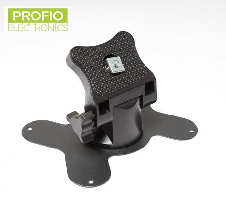 Držák monitoru s nastavitelným kloubem a fixačním šroubem
