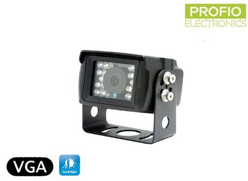 Univerzální couvací kamera s IR LED nočním viděním až do 13 m